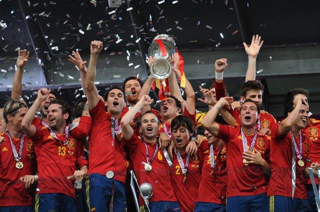 Daftar Juara EURO